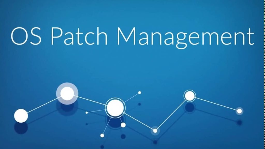 Patch management is a security essential for a small business